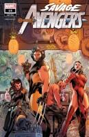 Savage Avengers 15 Lozano Variant