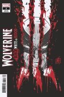 Wolverine Black White Blood 1 (Of 4) Garney Variant
