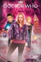 Doctor Who Comics 1 Cover B Photo