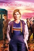 Doctor Who Comics 2 Cover B Photo