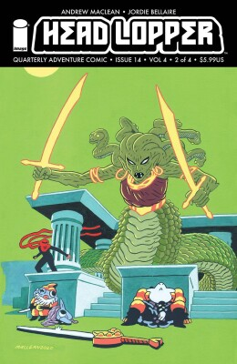 Head Lopper 14 Cover A Maclean & Bellaire
