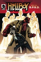 Hellboy & The Bprd The Seven Wives Club 1 Cover A Hughes