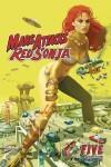 Mars Attacks Red Sonja 5 Cover A Suydam