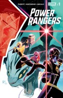Power Rangers 1 Cover A Scalera
