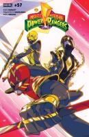 Power Rangers 1 Cover B Nicuolo
