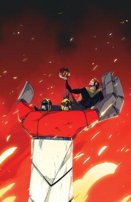 Power Rangers 2 Cover B Nicuolo