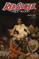 Red Sonja Price Of Blood 1 Cover A Suydam