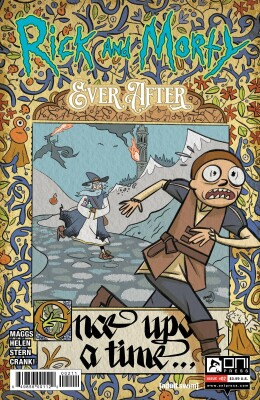 Rick & Morty Ever After 2 Cover A Helen