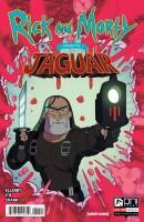 Rick And Morty Presents Jaguar 1 Cover A Ellerby