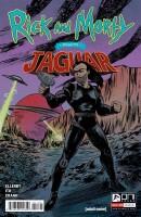 Rick And Morty Presents Jaguar 1 Cover B Lee