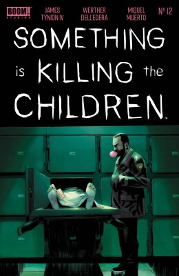 Something Is Killing Children 12 Main