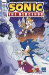 Sonic The Hedgehog 36 Cover A Schoening