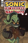 Sonic The Hedgehog Bad Guys 4 (Of 4) Cover A Hammerstrom