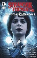 Stranger Things D&D Crossover 1 Cover B Dittmann