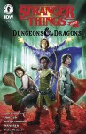 Stranger Things D&D Crossover 1 Cover C Galindo