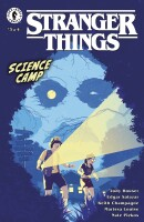 Stranger Things Science Camp 3 (Of 4) Cover B Allen