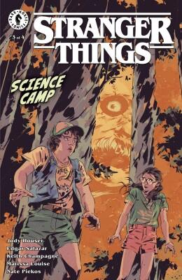 Stranger Things Science Camp 3 (Of 4) Cover C Bak