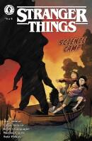 Stranger Things Science Camp 4 (Of 4) Cover B Piriz