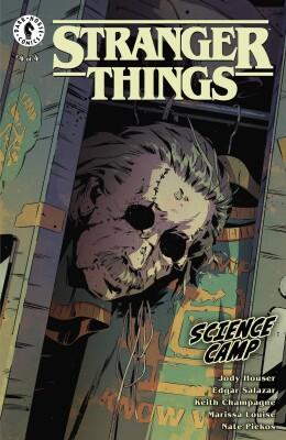 Stranger Things Science Camp 4 (Of 4) Cover C Bak