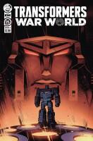 Transformers 25 Cover A Hernandez