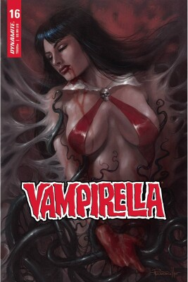 Vampirella 16 (Vol. 5) Cover A Parrillo