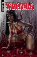Vampirella 17 (Vol. 5) Cover A Parrillo