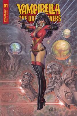 Vampirella Dark Powers 1 Cover C Linsner