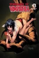 Vengeance Of Vampirella 13 Cover C Segovia