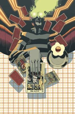You Look Like Death Tales Umbrella Academy 4 (Of 6) Cover A Gabriel Ba