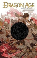 Dragon Age First Five Graphic Novel