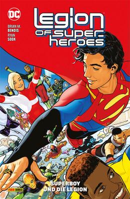 Legion of Super-Heroes 1