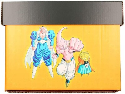 Dragon Ball Comic Box (kurz) Dragon Ball Z Characters