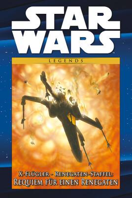 Star Wars Comic-Kollektion Band 108: X-Flügler-Renegaten-Staffel
