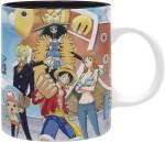 One Piece Keramiktasse - Ruffy Crew (320 ml)