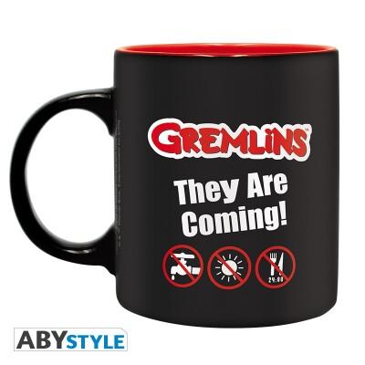 Gremlins Keramiktasse - Black & White (320 ml)