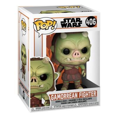 Star Wars POP! PVC-Sammelfigur - Gamorean Fighter (406)