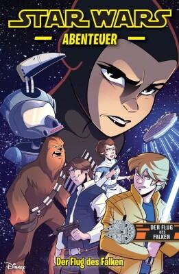 Star Wars Abenteuer 8: Der Flug des Falken