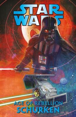 Star Wars Paperback 21 (Softcover) Age of Rebellion - Schurken