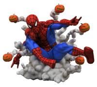 Marvel Gallery PVC-Statue - Spider-Man Pumpkin Bomb