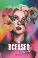 Dceased Dead Planet 7 (Of 7) Cover C Ben Oliver Movie...