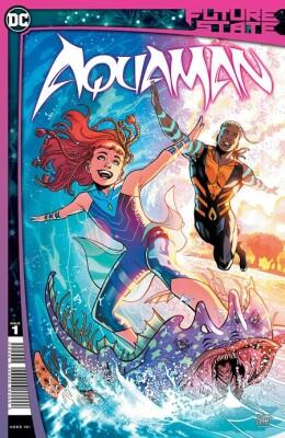 Future State Aquaman 1 (Of 2) Cover A Daniel Sampere
