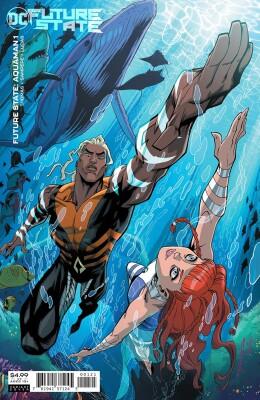 Future State Aquaman 1 (Of 2) Cover B Khary Randolph Card Stock