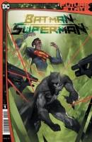 Future State Batman Superman 1 (Of 2) Cover A Ben Oliver