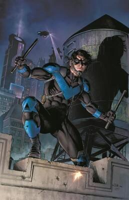 Future State Nightwing 1 (Of 2) Cover B Nicola Scott Card Stock