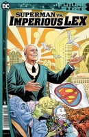 Future State Superman Vs Imperious Lex 1 (Of 3) Cover A...