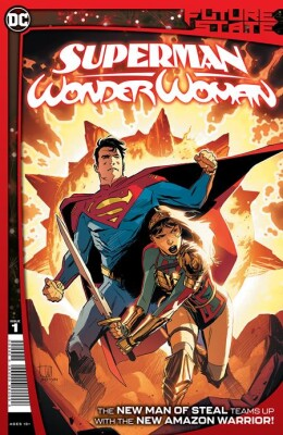 Future State Superman Wonder Woman 1 (Of 2) Cover A Lee Weeks