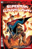 Future State Superman Wonder Woman 1 (Of 2) Cover A Lee...