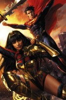 Future State Superman Wonder Woman 1 (Of 2) Cover B...