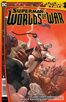 Future State Superman Worlds Of War 1 (Of 2) Cover A Mikel Janin