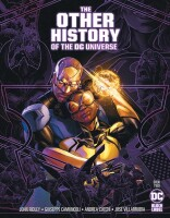 Other History Of The Dc Universe 2 (Of 5) Cover B Jamal...